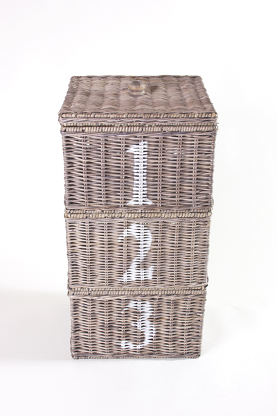 STORAGE BASKET 3 TIERS